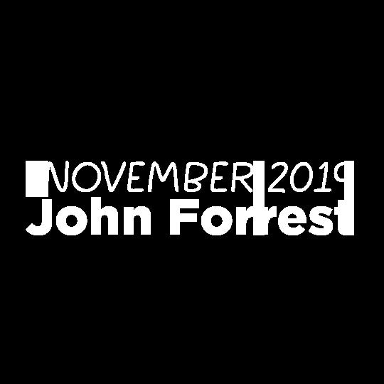 Trip: John Forrest 2019